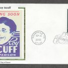 King of Country Music, Roy Acuff, Nashville CS First Issue USA!
