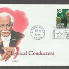 Honoring Classical Conductor Arthur Fiedler, FW First Issue USA!