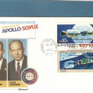Apollo Soyuz, US Space Mission, Russia, Kennedy Space Center, First Issue USA