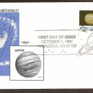 NASA Exploring the Planets, Pioneer 11, Jupiter, First Issue USA