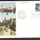 50th Anniversary Berlin Airlift, C-54 Cargo Plane, Germany, Mystic 1998 First Issue USA