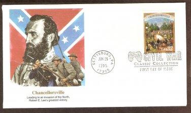 Civil War, Battle of Chancellorsville, FW First Issue USA!