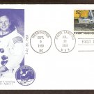 Apollo 11 Space, First Man on Moon, NASA, 1969 UPCS First Issue USA