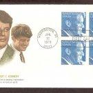 Senator Robert F. Kennedy, Attorney General, FW 1979 First Issue USA