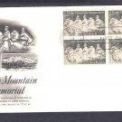 Stone Mountain, Civil War, Lee, Davis, Jackson, First Issue USA