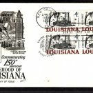 Louisiana Statehood, Riverboat, New Orleans, 1962 First Issue USA