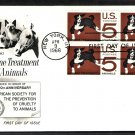 Pets, Puppy Dog, Cat, Horse, Humane Treatment of Animals, ASPCA, FW First Issue USA