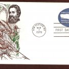 Herman Melville, Moby Dick, New Bedford, CC 1970 First Issue USA