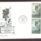 New Hampshire, Old Man of the Mountains, AM 1955 First Issue USA