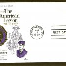 50th Anniversary of the American Legion, Veterans as Citizens, CC First Issue USA