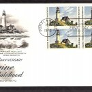 Portland Head Lighthouse, Maine Statehood AC 1970 First Issue USA