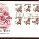 Conestoga Wagon 1800s, AC First Issue USA