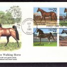 Horses, Appaloosa, Quarter Horse, Morgan, Saddlebred, FW First Issue USA