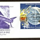 NASA Mission, Columbia Space Shuttle, 1981 Kennedy Space Center First Issue USA!