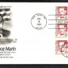 Puerto Rico First Governor Luis Marin, AC First Issue USA
