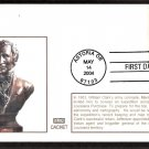 William Clark, Lewis and Clark Expedition, Glen, First Issue FDC USA