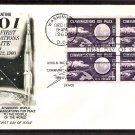 ECHO 1, The World's First Communications Satellite, NASA Space, FW, First Issue USA