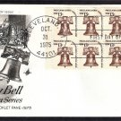 Liberty Bell, Symbol of America's Fight for Independence During the Revolution, AC, First Issue USA