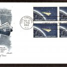 Project Mercury, Space Capsule Orbiting Earth, John Glenn, Cape Canaveral, AM First Issue USA
