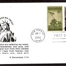 9 11 New York City Firefighters, 9/11/01 Heroes, World Trade Center, Flag, Iwo Jima, First Issue USA