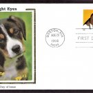 Bright Eyes, Lovable Popular Animal Pets, Dog, CS, First Issue USA