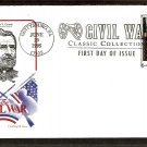 Civil War General Ulysses S. Grant, Gettysburg, First Issue USA