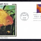 Bright Eyes, Lovable Popular Animal Pets, Goldfish, CS, First Issue USA