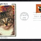 Bright Eyes, Lovable Popular Animal Pets, Cat, CS, First Issue USA