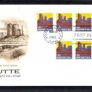Butte, Monument Valley, AC, First Issue USA