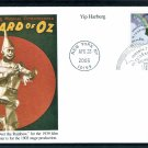 Lyricist Yip Harburg, Somewhere over the Rainbow, Tin Man, Wizard of OZ, First Issue USA
