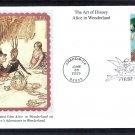 Walt Disney Art, Alice in Wonderland, Mad Hatter, Mystic, First Issue USA