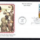 Walt Disney Art, Snow White, Dopey, Mystic, First Day of Issue FDC USA