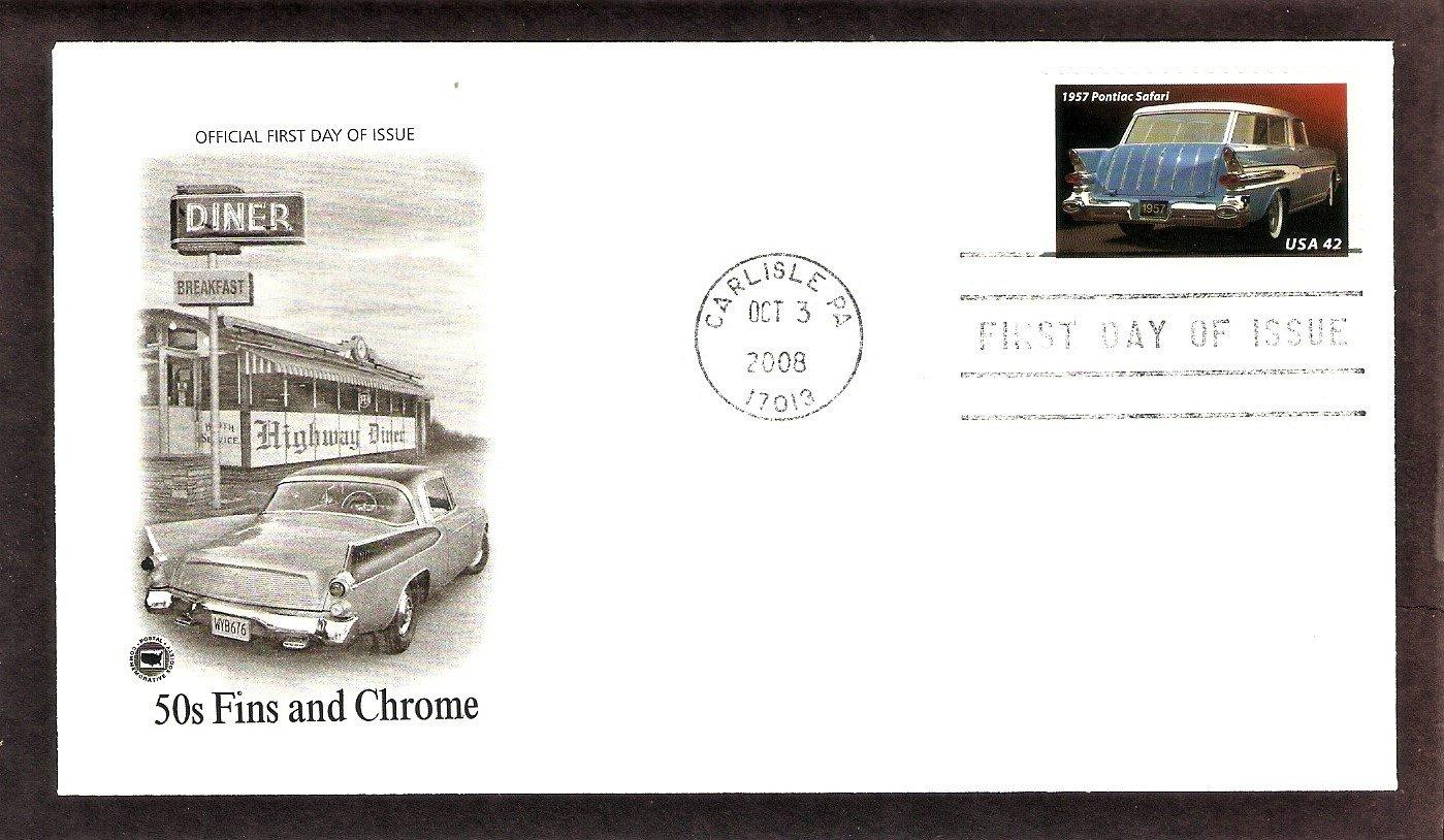 Fins and Chrome 1957 Pontiac Safari, PCS, First Issue USA