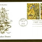 Great Lakes Dunes Plants and Animals, White-footed Mouse, PCS, First Issue USA