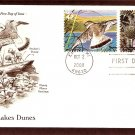 Great Lakes Dunes Plants and Animals, Piping Plover, PCS, First Issue USA