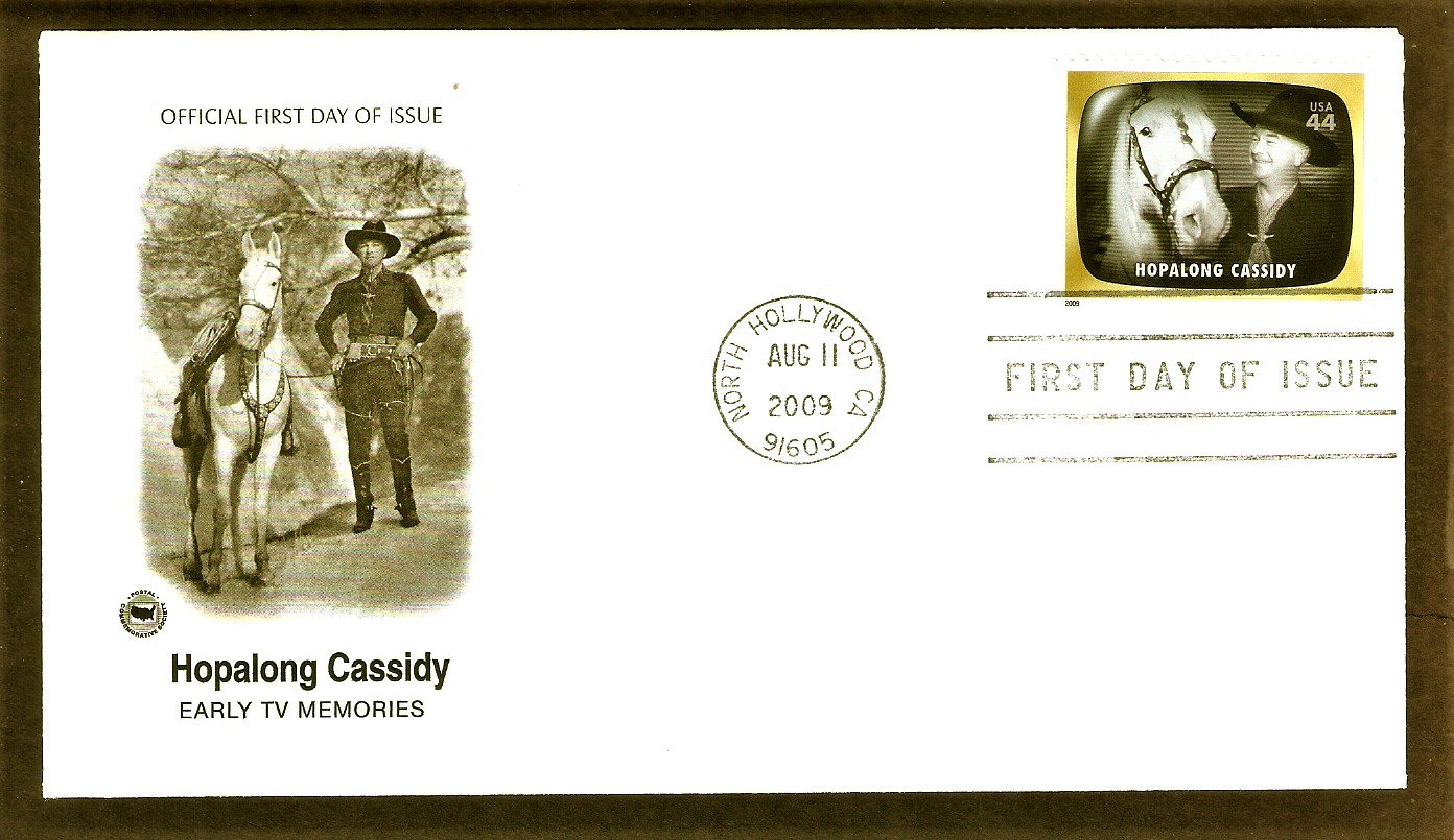 Early TV Memories, Hopalong Cassidy, Topper, PCS, First Issue USA