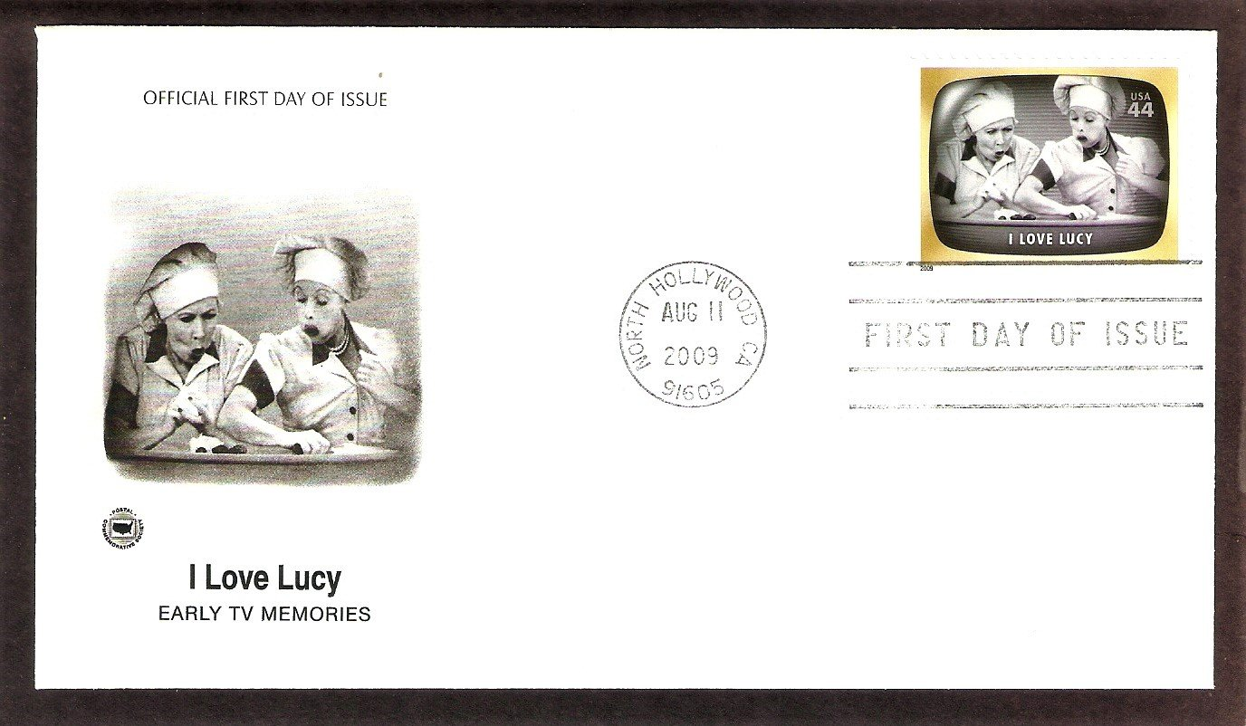 Early TV Memories, I Love Lucy, Lucille Ball, Ethel, PCS, First Issue USA
