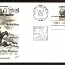 """Range Conservation, """"The Trail Boss"""" by Western Artist Charles M. Russell, Cattle, FW, First Issue"""
