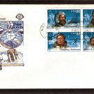 Polar Explorers, Kane, Greely, Stefansson, Peary, Henson, HF, First Issue USA