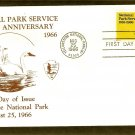 National Park Service, Yellowstone National Park, 1966 First Issue USA
