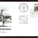 """Range Conservation, """"The Trail Boss"""" by Western Artist Charles M. Russell, Cattle, AM, First Issue"""