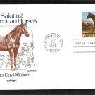 Quarter Horse, Lexington, Kentucky, 1985 AM, First Issue USA