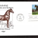 American Horses, Morgan, Lexington, Kentucky, AM, First Issue USA