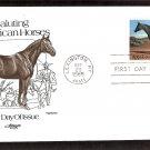 Appaloosa Horse, Lexington, Kentucky, AM, First Issue USA
