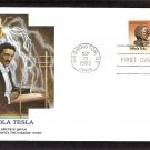 Nikola Tesla, Electrical Engineering Genius, FW, First Issue USA
