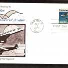 50th Anniversary Commercial Aviation, Ford-Pullman Monoplane, Laird Swallow Biplane, FW, First Issue