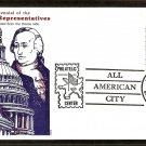 Bicentennial U.S. House of Representatives, Gamm, Baltimore, First Issue USA