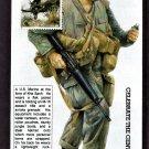 Vietnam War, Helicopter, U.S. Marine, Army Soldiers, BGC, First Issue USA