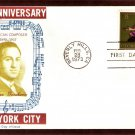 Honoring American Composer George Gershwin, Jackson, First Issue USA