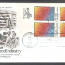 Science and Industry, 50th Anniversary Museum of Science and Industry Chicago, AC, First Issue